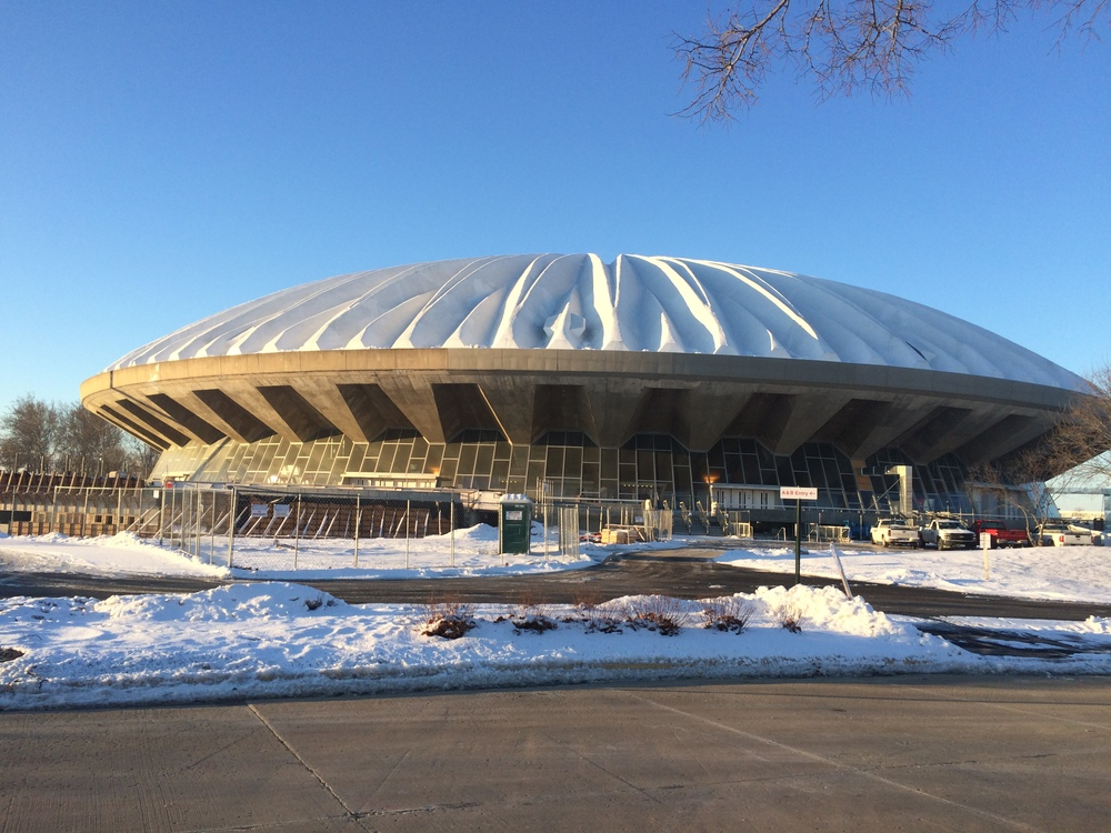 State Farm Center - University of Illinois, Champaign