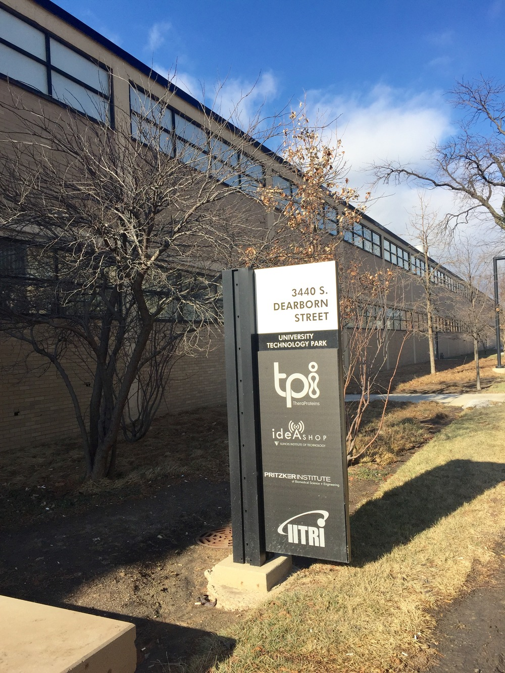 IIT Incubator Laboratory - Chicago, IL
