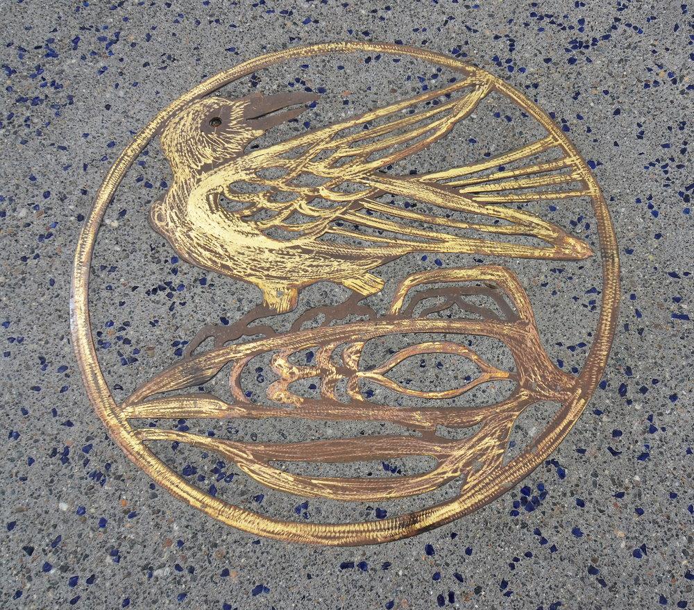 HAROLD BALASZ Bronze Medallions