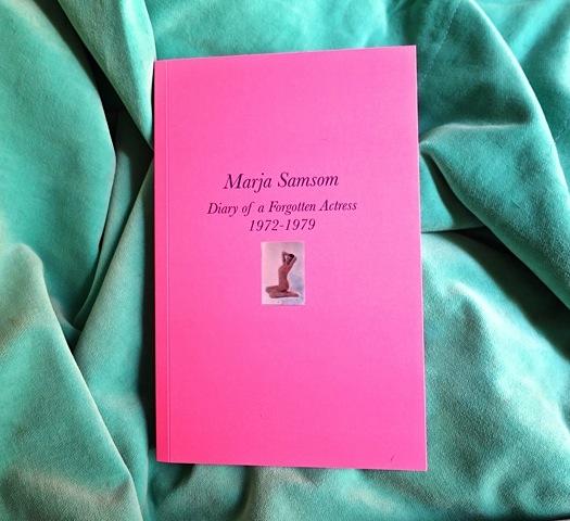 'Diary of a forgotten actress…' 2015     curated byInez&Vinoodh BUY@PrintedMatter,McNallyJacksonBooks & DashwoodBooks