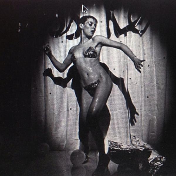 1976 'Miss Kerr' Performance @ DeAppel in Amsterdam