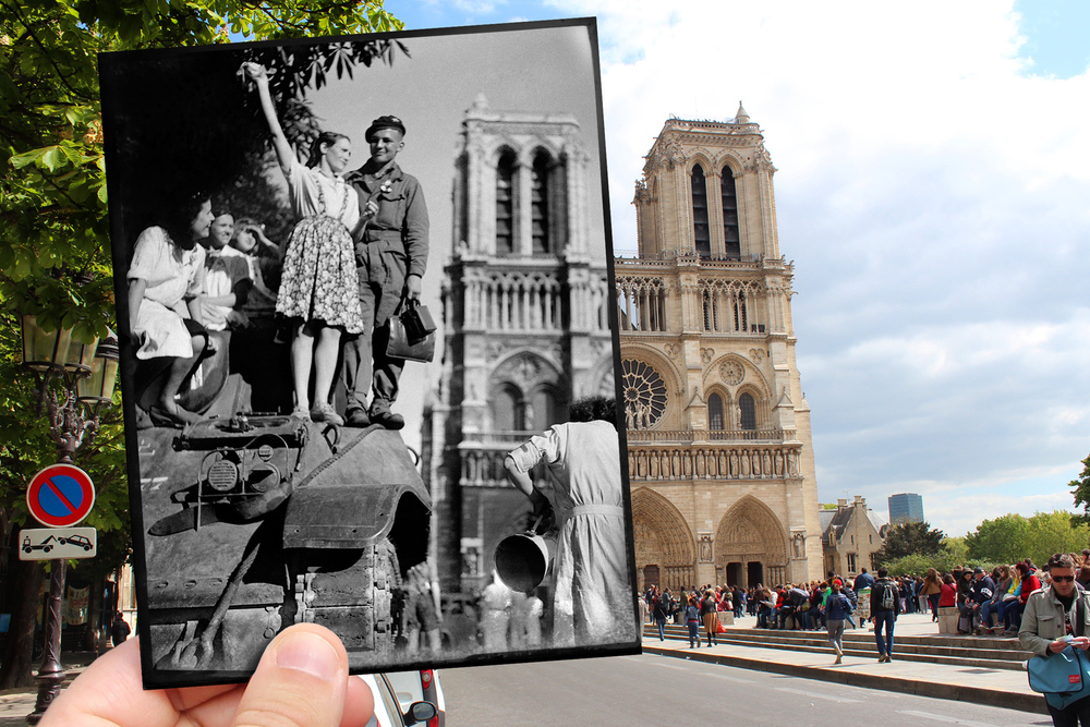 Notre Dame, 1944