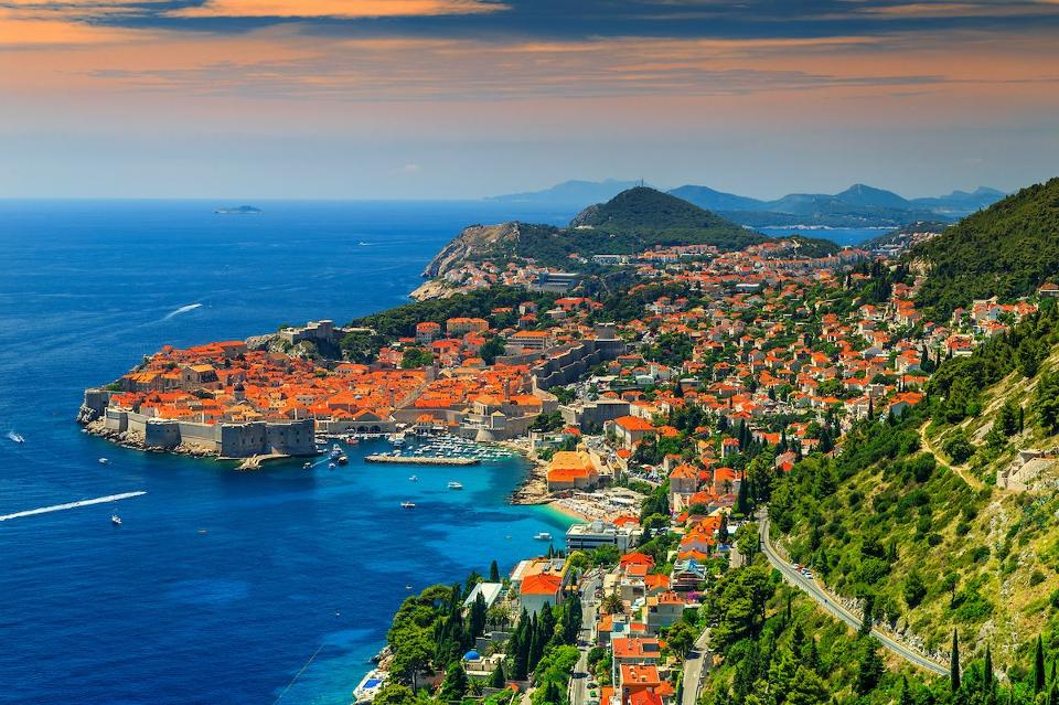 Old town Dubrovnik, Croatia. Photo credit: iStock via Forbes