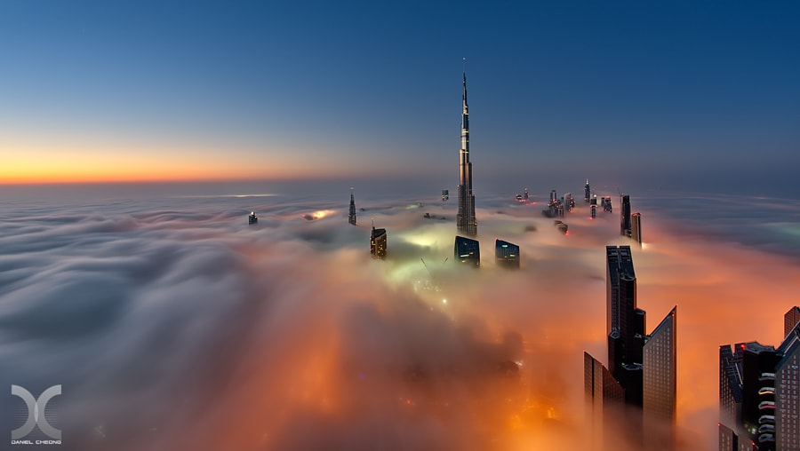 Photo credit: Dubai Cryogenic by Daniel Cheong