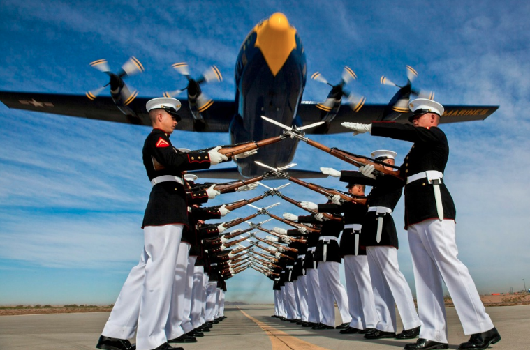 Photo credit: Oscar L. Olive IV/US Marine Corps