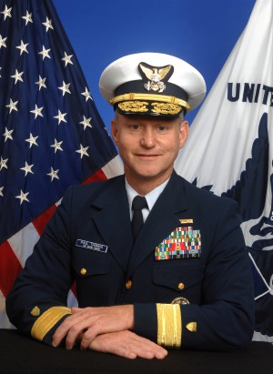 Rear Adm Paul Thomas, USCG, assistant commandant for prevention policy