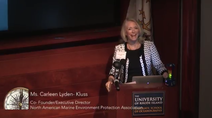 Click Here to see Carleen Lyden Kluss - Regulatory Opportunities and Challenges for Shipping and Ports