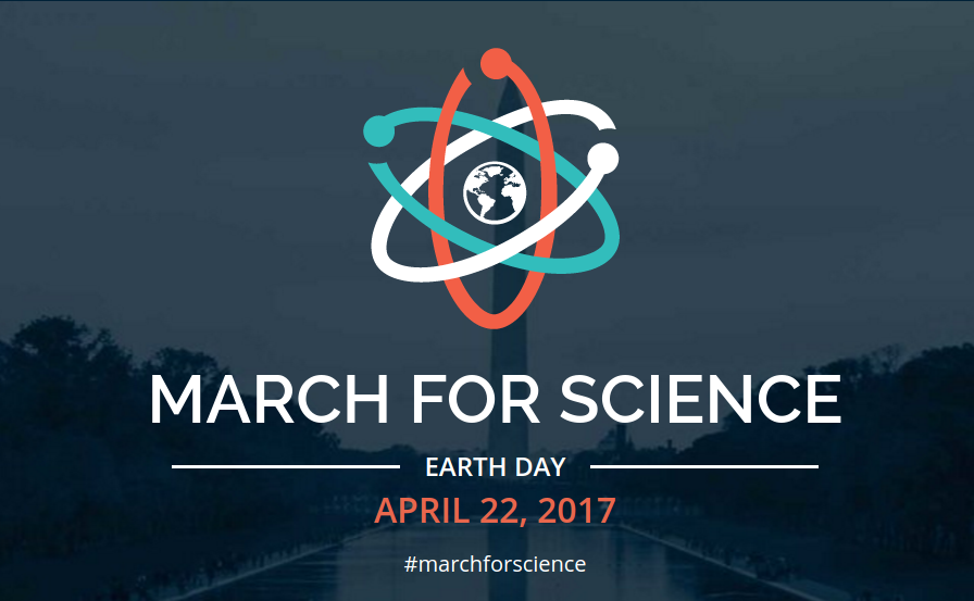 For more information, www.marchforscience.com