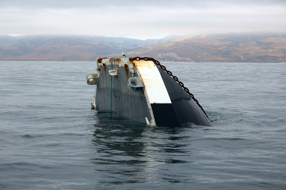 Photo:  Global Diving and Salvage