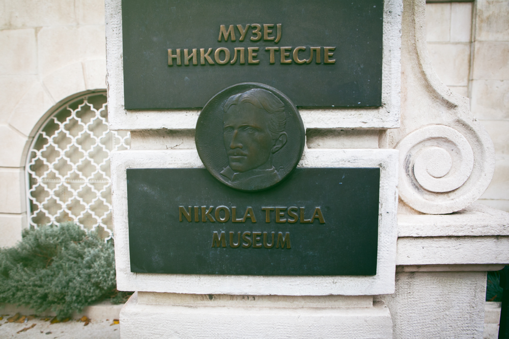 Nikola Tesla resides in Belgrade, Serbia. He grew up in Serbia, and his ashes remain inside the museum in an orbed urn. It was interesting to visit, and see his machines in effect. The 100 Serbian Dinara has his photograph on it. I kept it for posterity sake.