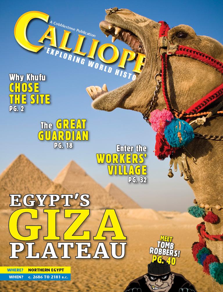 Egypt's Giza Plateau