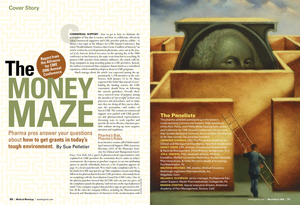 The Money Maze