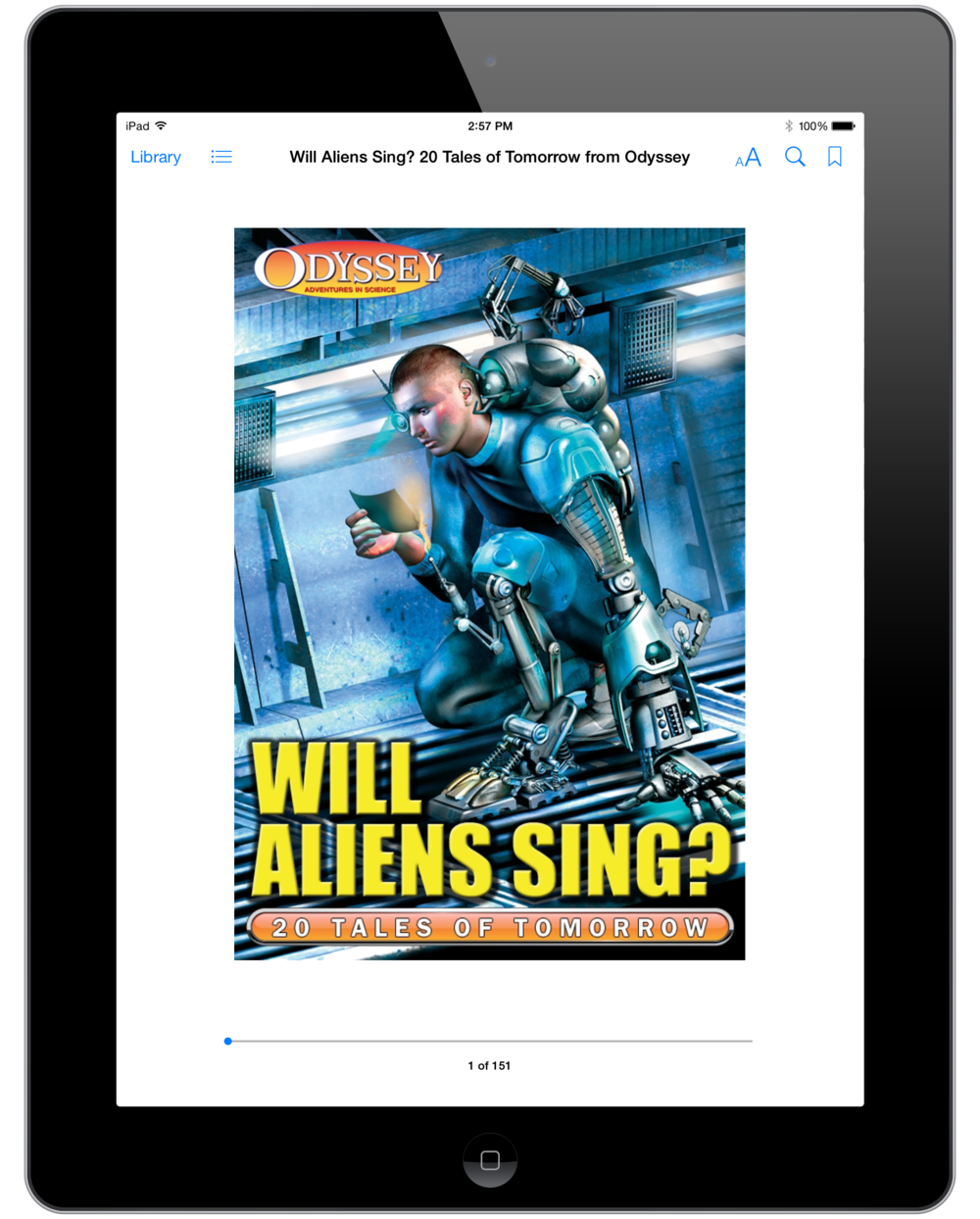 Will Aliens Sing?