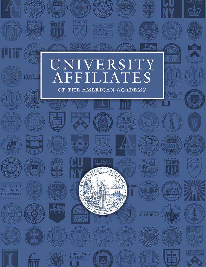 University Affiliates