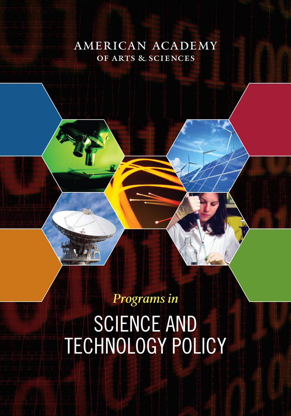 Programs in Science and Technology Policy