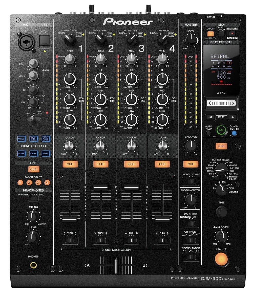 DJM 900 Nexus Mixer