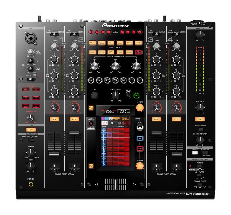 DJM 2000 Nexus Mixer