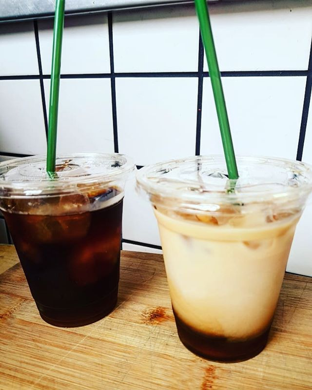 Our cold brew and cold brew lattes are on the menu for summer!  We've tweaked our recipe since last summer and consesus is that it's the most delicious cold brew yet. (We've guzzled a lot, just to check).