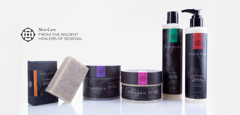 Tiossan Ellativa Collection Products