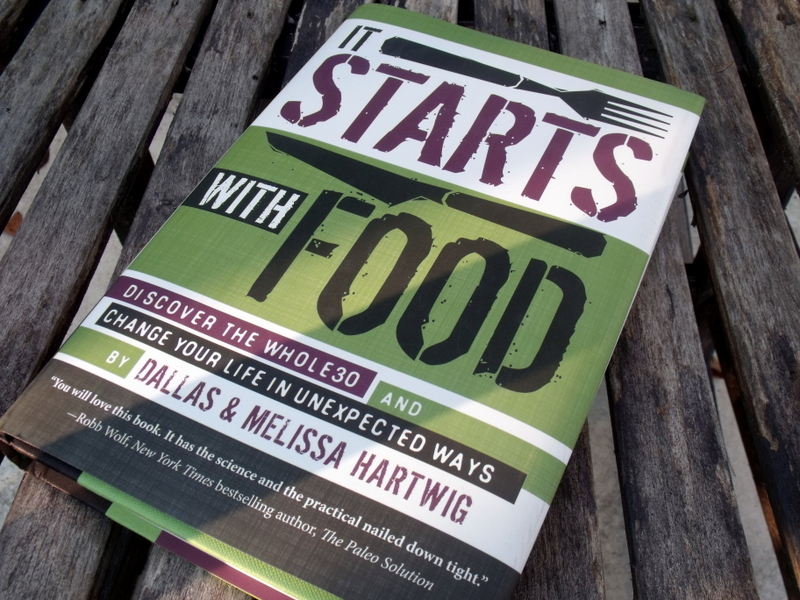 It Starts with Food is an excellent book that addresses the unhealthy relationships many of us have with food.
