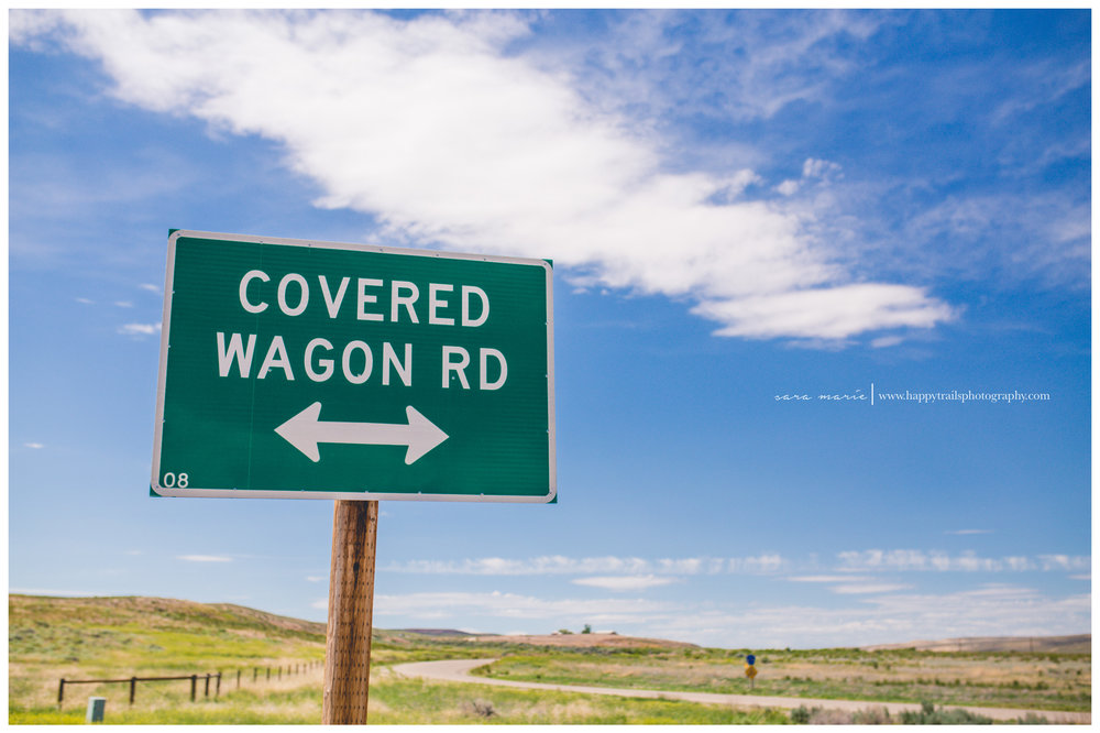 Image Title: Covered Wagon RD