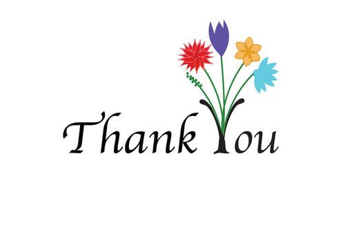 Flower thank you craftbnb