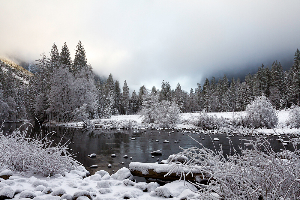 Awaken With Snow
