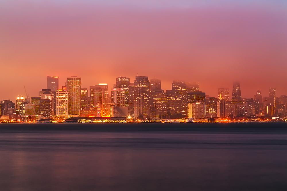 Downtown, San Francisco