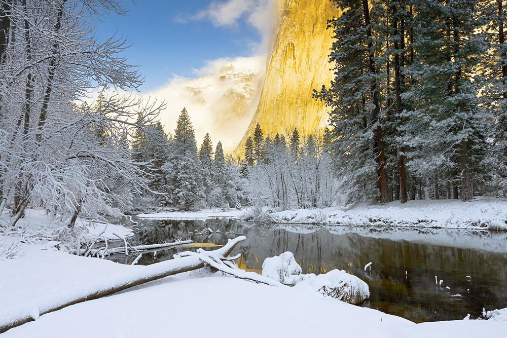 The Gem Of Yosemite