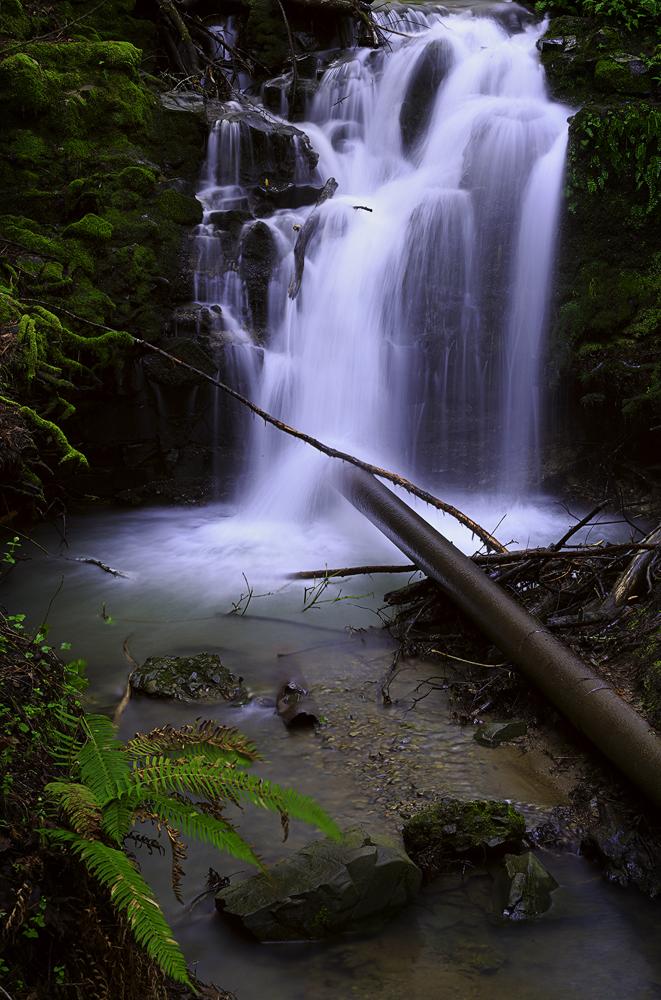 Lower Dawn Falls