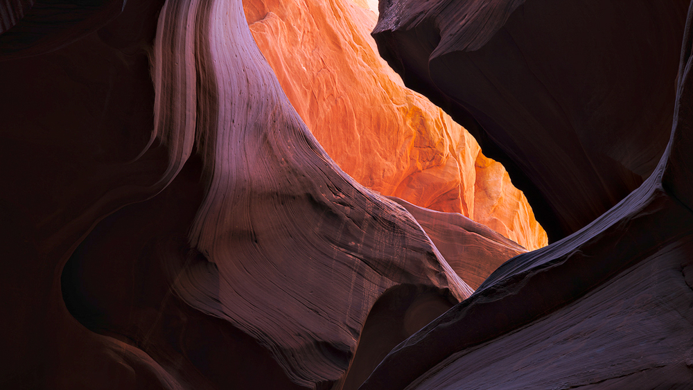 Slot Canyon Art
