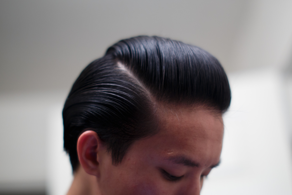 Baxter of California Hard Cream Pomade part