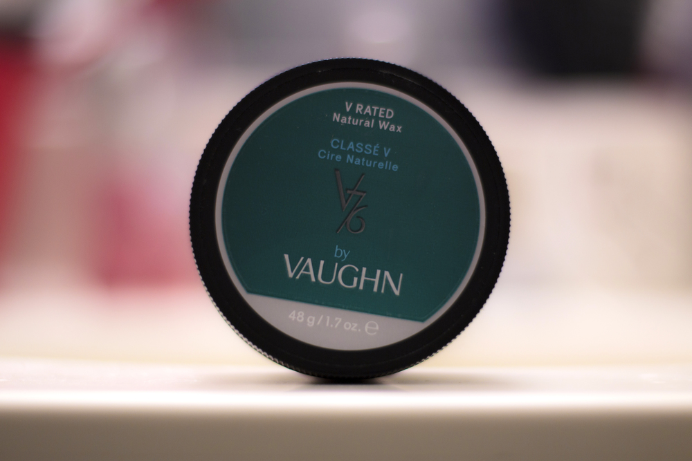 V76 by Vaughn V-Rated Natural Wax jar