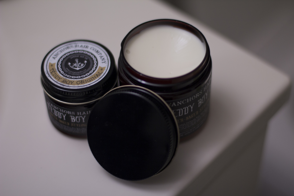 Anchors Shape Maker pomade texture