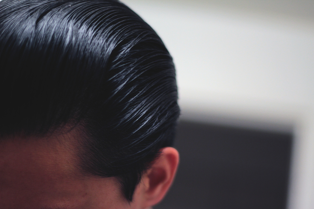 Lockhart's Light Hold Hair Pomade - slickness