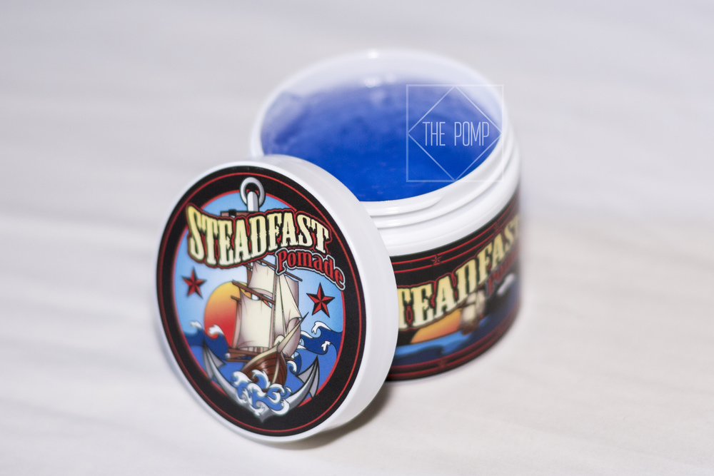 Steadfast Pomade texture