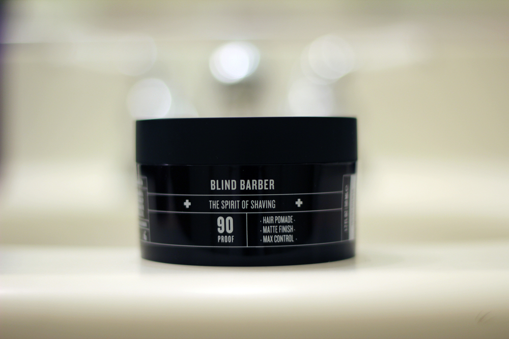 Blind Barber Pomade Jar