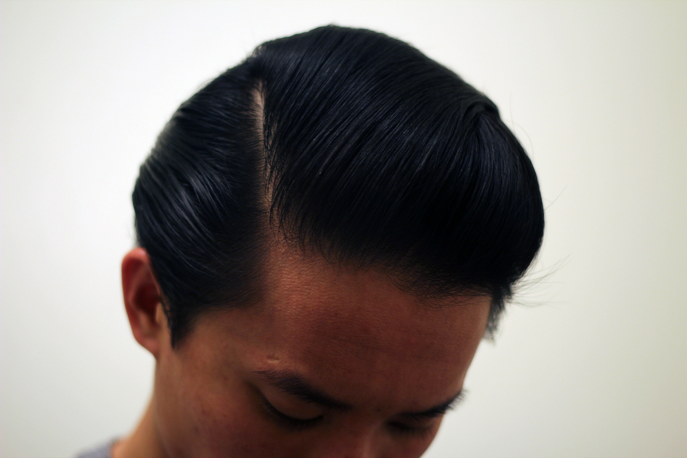 Blind Barber Pomade pomp part
