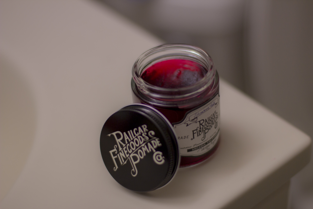 Railcar Finegoods Pomade texture