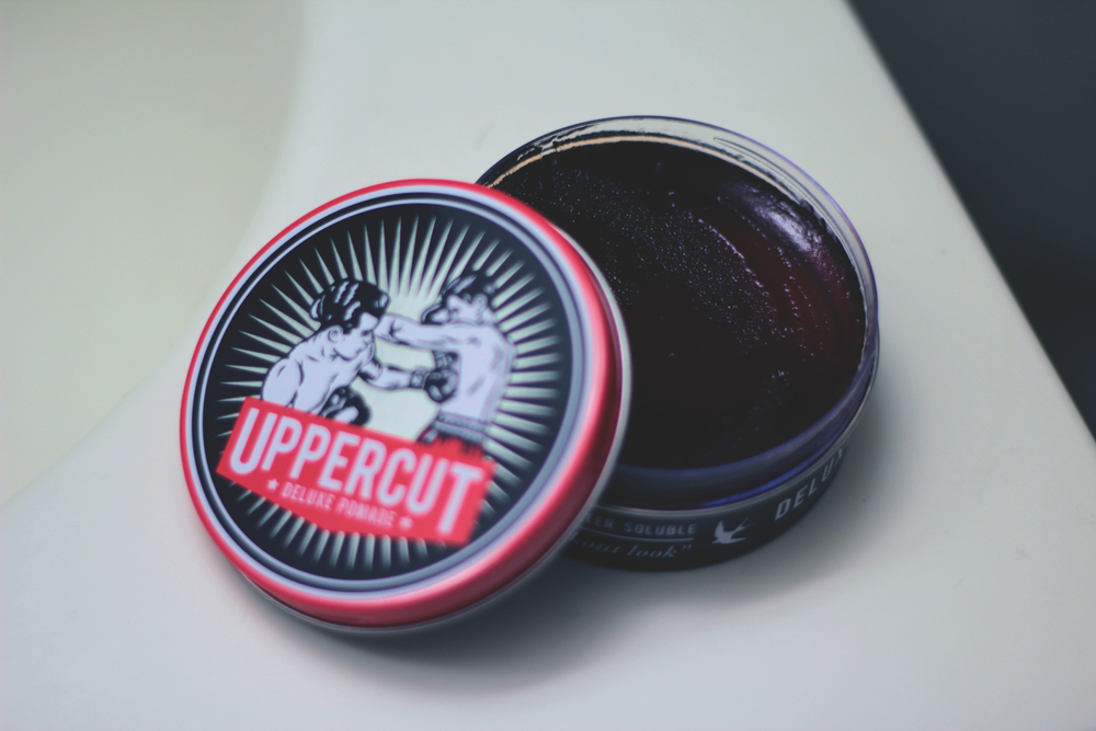 Uppercut Deluxe Pomade texture