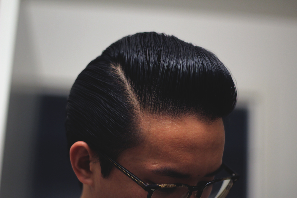 Uppercut Deluxe Pomade part