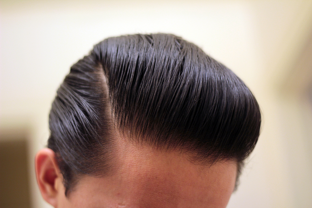 slick devil pomade pomp part