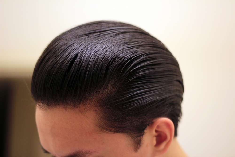 Slick Devil Pomade Pomp Side