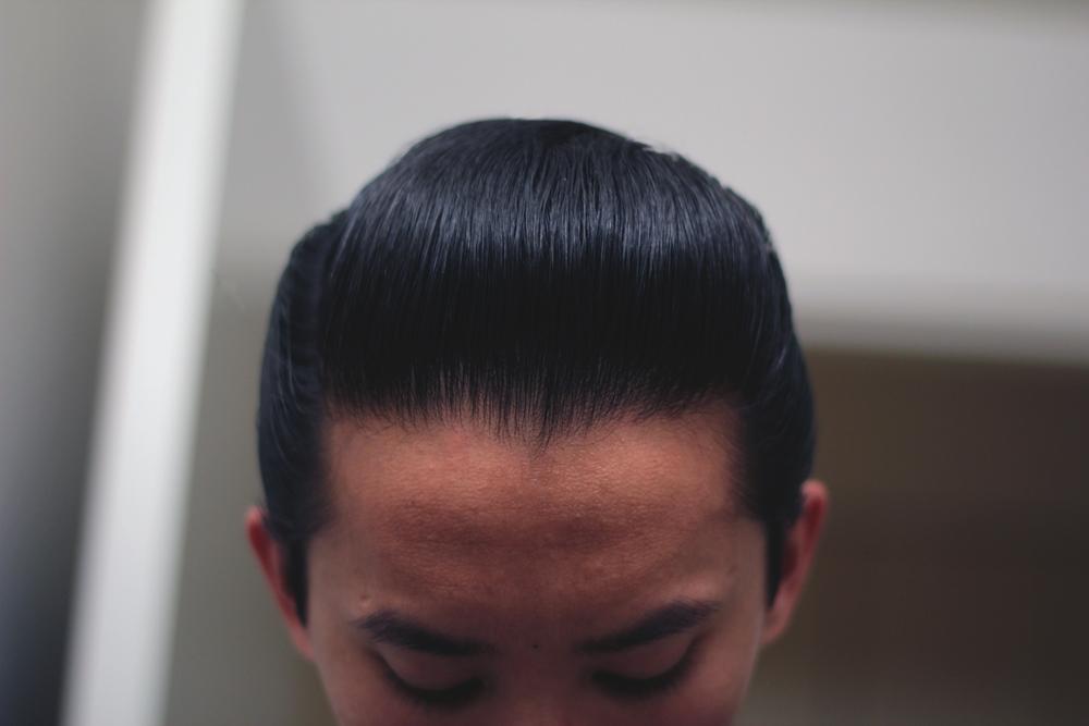 Lockhart's Authentic Hair Pomade Heavy Hold pomp