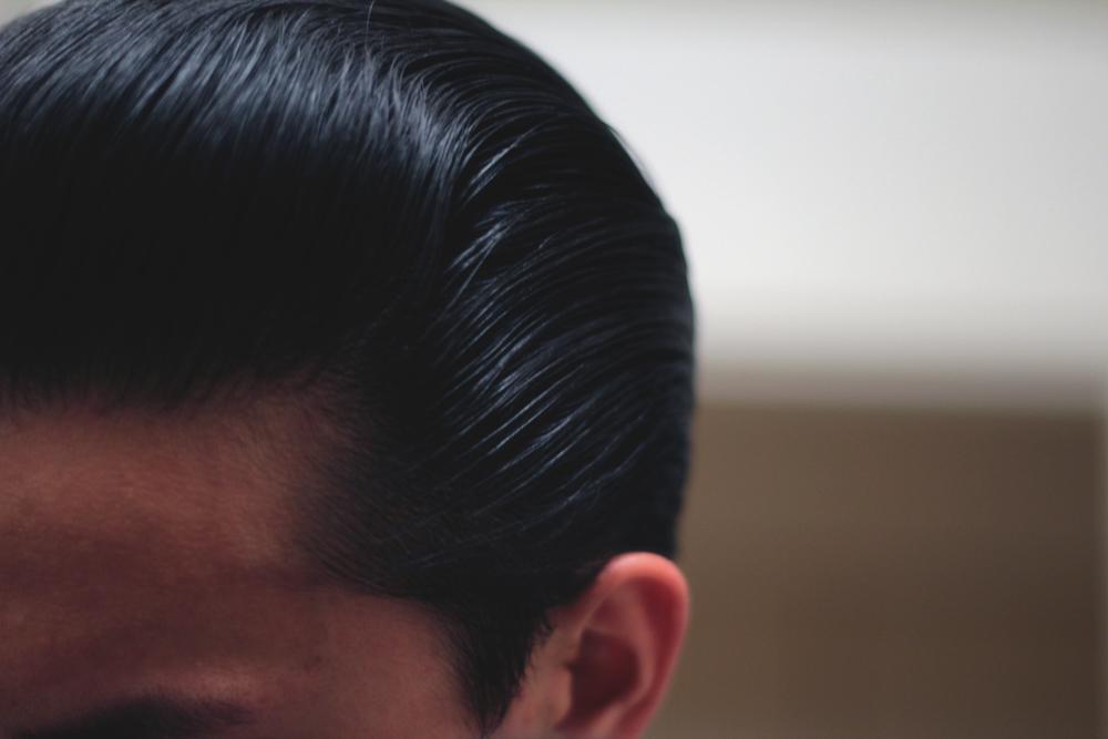 Lockhart's Authentic Hair Pomade Heavy Hold slickness