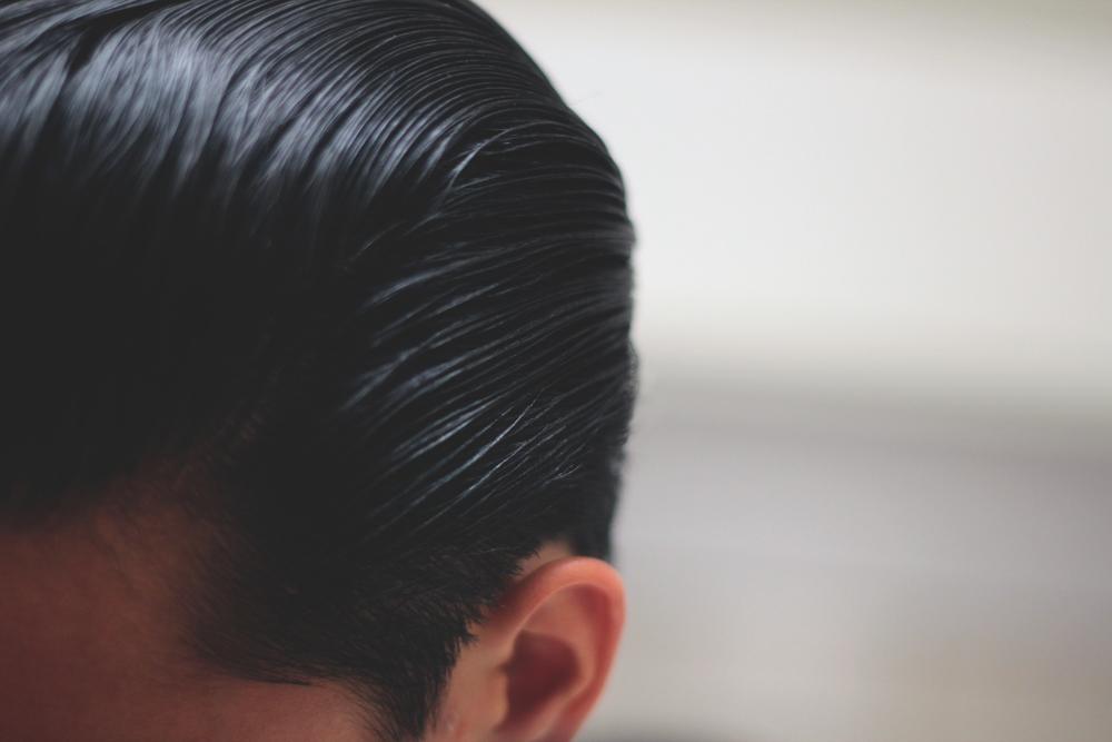 lockhart's goon grease hair pomade - pomp slickness