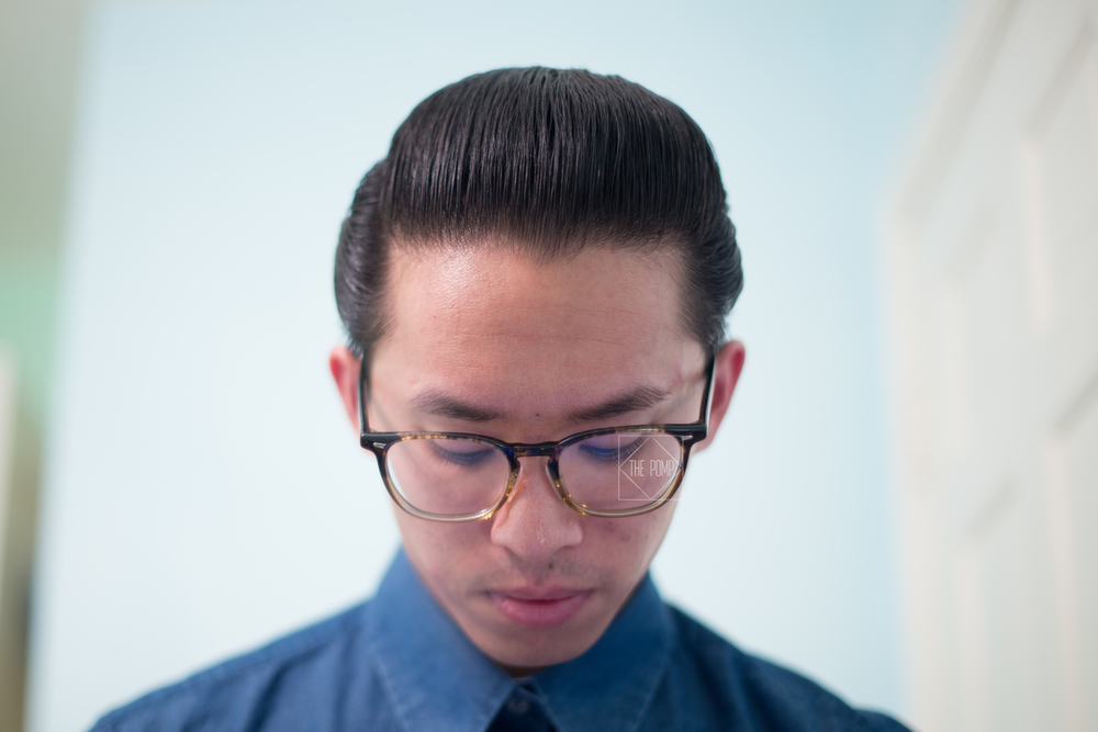 how to add more hold to a light pomade