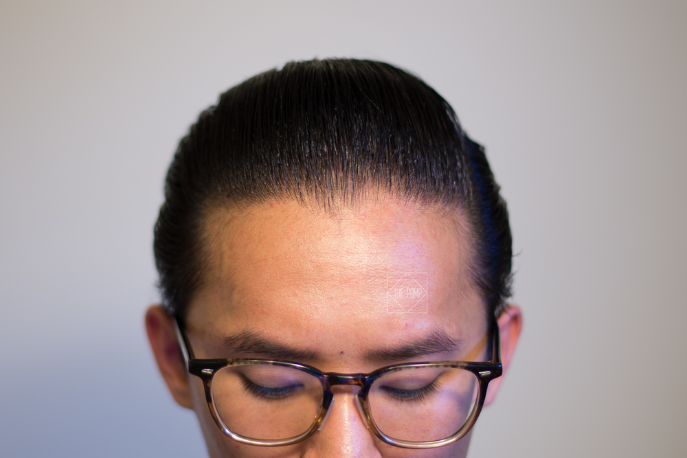 Rustin Classic Hold Pomade pomp