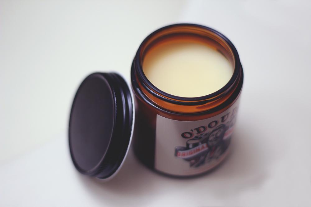 O'Douds Original Pomade texture