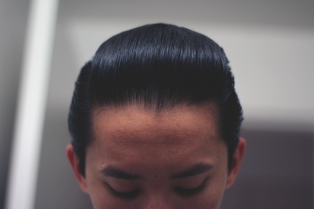 Lockhart's Authentic Hair Pomade Medium Hold - pomp